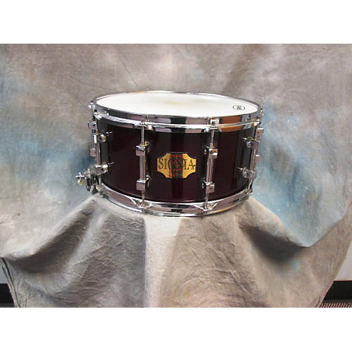In Store Used Used Preimer 7X14 Signia Maroon Drum
