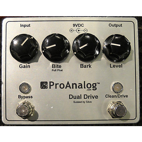 In Store Used Used Pro Analog Dual Drive Effect Pedal