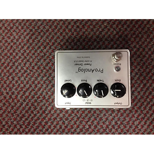 In Store Used Used ProAnalog Power Driver Effect Pedal-thumbnail