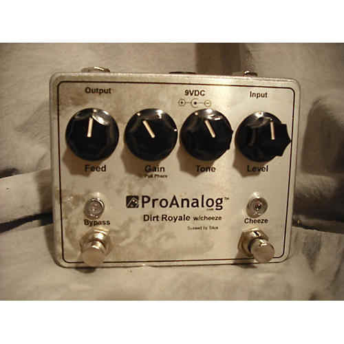 In Store Used Used ProAnolog Dirt Royale Effect Pedal-thumbnail