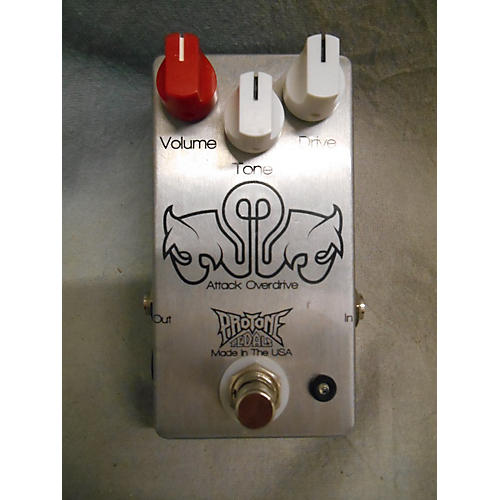 In Store Used Used Protone Attack Bulb Overdrive Effect Pedal