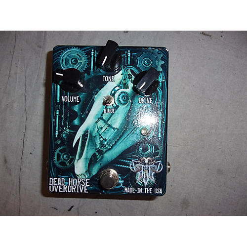 In Store Used Used Protone Dead Horse Overdrive Effect Pedal
