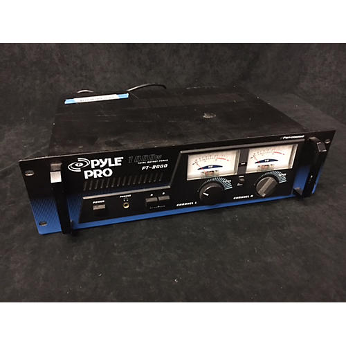 In Store Used Used Pyle Pro PT-2000 Power Amp