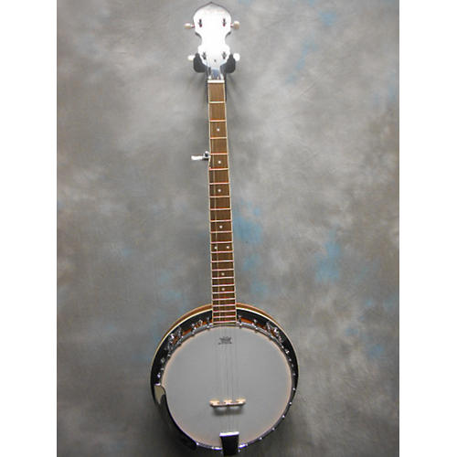 In Store Used Used R.W. Jameson 5 String Natural Banjo-thumbnail