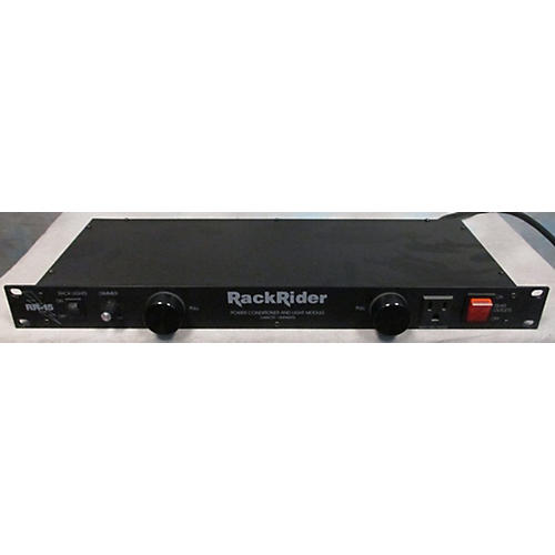 In Store Used Used RACKRIDER RR15 Power Conditioner