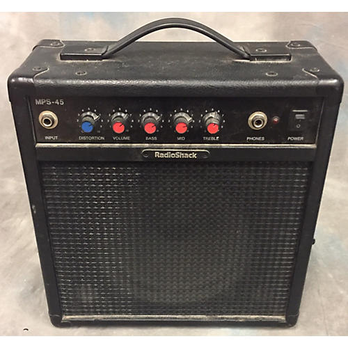 In Store Used Used RAIDOSHACK MPS45 Guitar Combo Amp