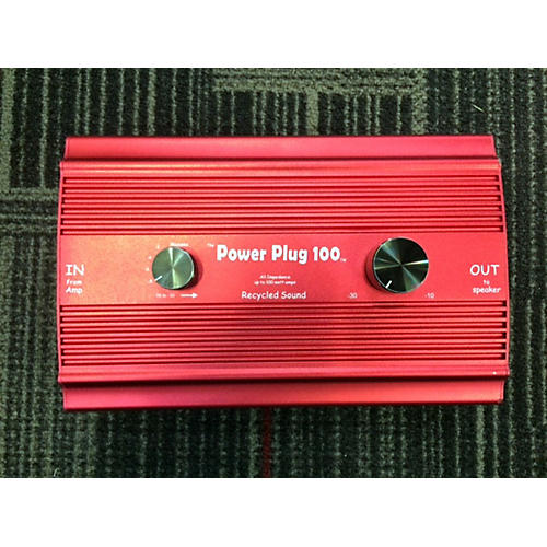 In Store Used Used RECYCLED SOUND POWER PLUG 100 Pedal