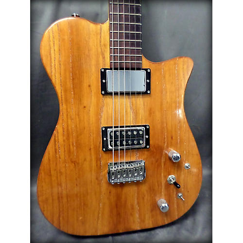 In Store Used Used RICE CUSTOM OSPREY Natural Solid Body Electric Guitar Natural