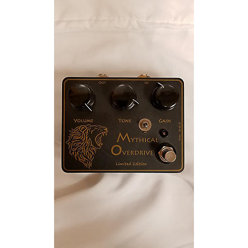 In Store Used Used RIMROCK MYTHICAL OVERDRIVE Effect Pedal