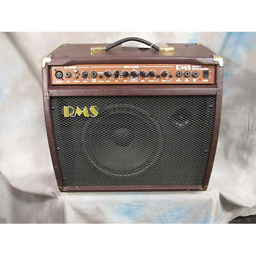 In Store Used Used RMS 2010 RMSAC40 Acoustic Guitar Combo Amp-thumbnail