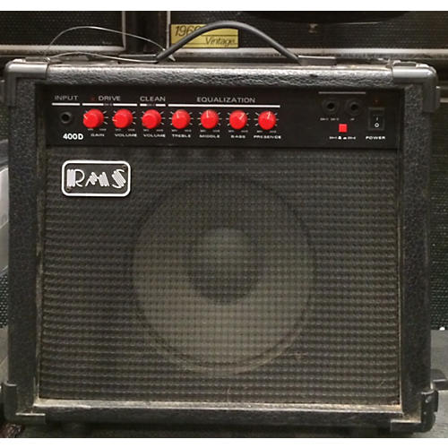In Store Used Used RMS 400D Guitar Combo Amp-thumbnail
