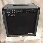 Used RMS B80 Bass Combo Amp