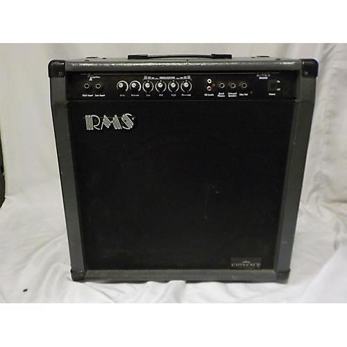 In Store Used Used RMS B80 Bass Combo Amp