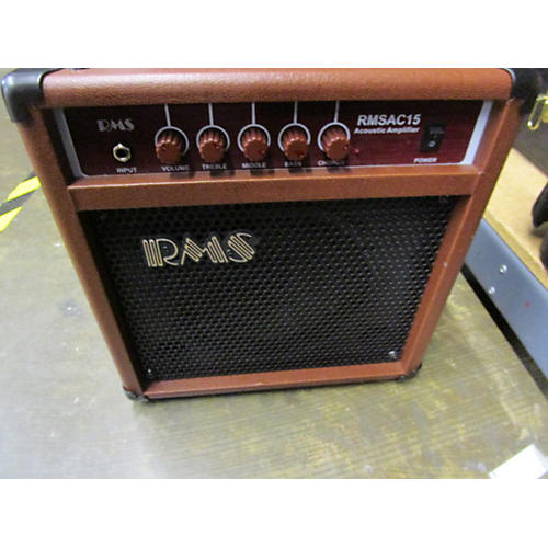 In Store Used Used RMS RMSAC15 Guitar Combo Amp-thumbnail