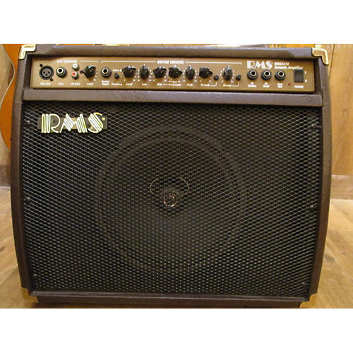 used rms rmsac40 acoustic guitar combo amp guitar center. Black Bedroom Furniture Sets. Home Design Ideas