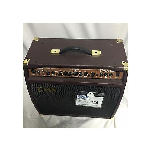In Store Used Used RMS RMSAC40 Acoustic Guitar Combo Amp-thumbnail