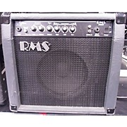 Used RMS RMSG20 Guitar Combo Amp
