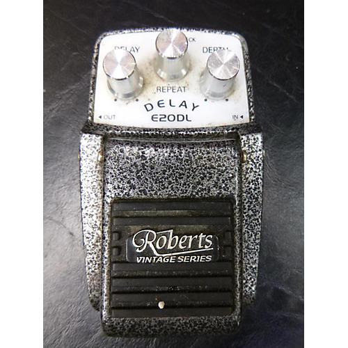 In Store Used Used ROBERTS E20DL Effect Pedal