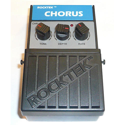 In Store Used Used ROCKTEK CHORUS Effect Pedal-thumbnail