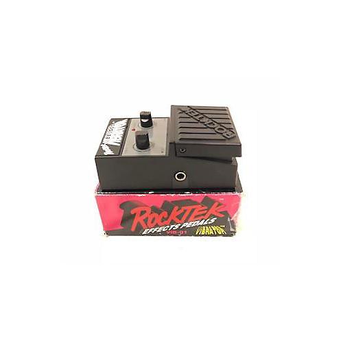 In Store Used Used ROCKTEK VIB-01 VIBRATOR Effect Pedal
