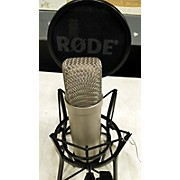 Used RODE NT1-A Condenser Microphone