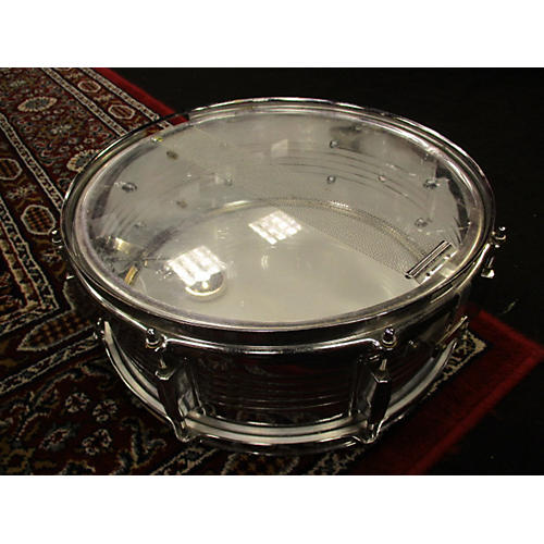 In Store Used Used ROYCE 5X14 D522 Chrome Drum-thumbnail