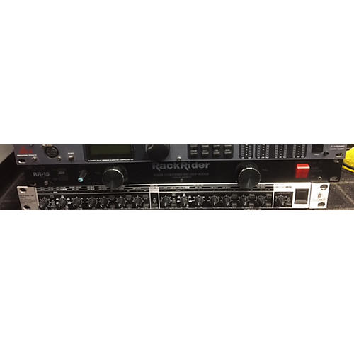In Store Used Used RackRider RR-15 Power Conditioner