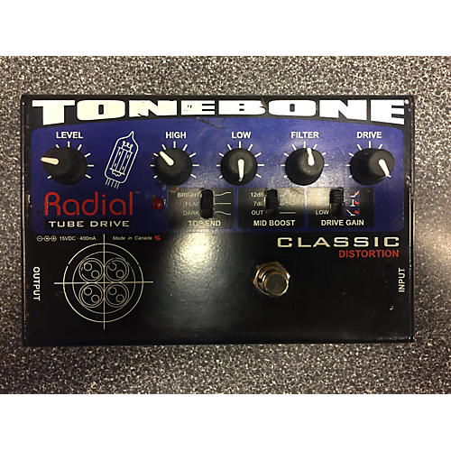 In Store Used Used Radial 2000s Tonebone Effect Pedal-thumbnail