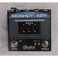 Used Radial Bigshot Aby Pedal