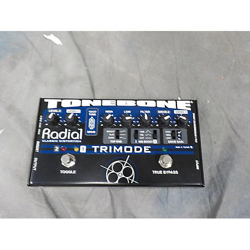 In Store Used Used Radial Tonebone Trimode Effect Pedal