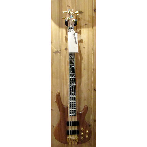 In Store Used Used Raven West RWG Natural Electric Bass Guitar-thumbnail