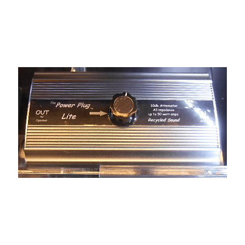 In Store Used Used Recycled Sound The Power Plug Lite Attenuator Power Attenuator