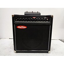 Used Red Plate Blackverb Tube Guitar Combo Amp