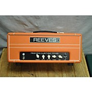 Used Reeves Custom 10HG Tube Guitar Amp Head
