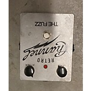 Used Retro Channel The Fuzz Effect Pedal