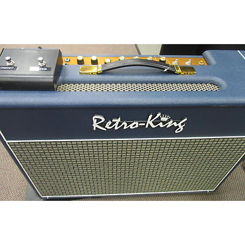 In Store Used Used Retro King 18w 2x12 Tube Guitar Combo Amp