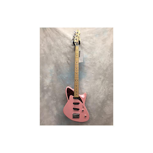 In Store Used Used Retronix R800B Pink Electric Bass Guitar