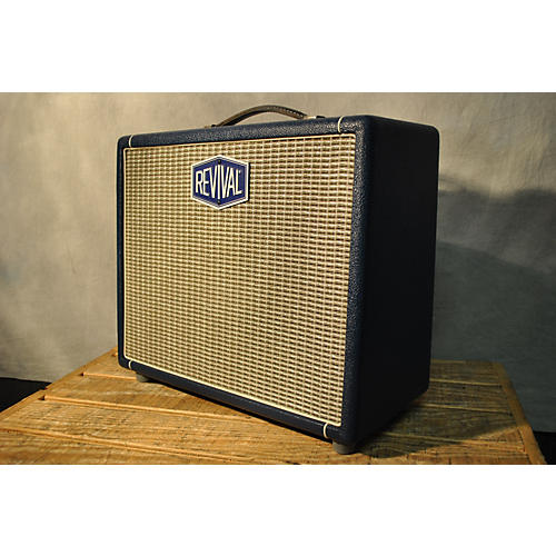 In Store Used Used Revival Amplifier Company 2010s 6w 1x8 Tube Guitar Combo Amp-thumbnail