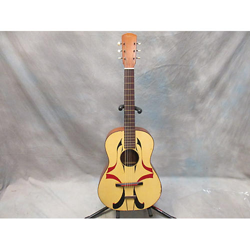 In Store Used Used Riviera Parlour Guitar Natural Acoustic Guitar