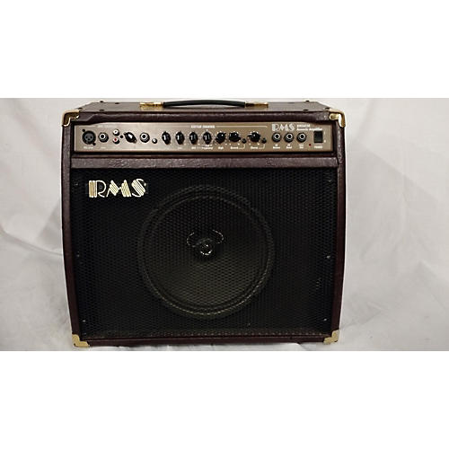In Store Used Used Rms Rmsac40 Acoustic Guitar Combo Amp