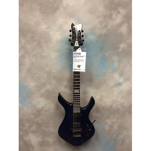 In Store Used Used Rockfish 2010s Goldfish Blue Solid Body Electric Guitar-thumbnail