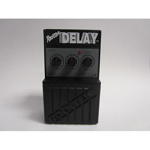 In Store Used Used Rocktek Delay Effect Pedal