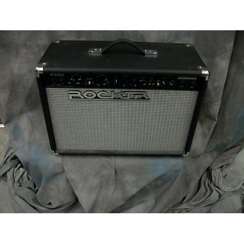 In Store Used Used Roctron R50c Guitar Combo Amp
