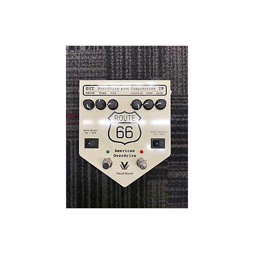 In Store Used Used Route 66 American Overdrive Effect Pedal