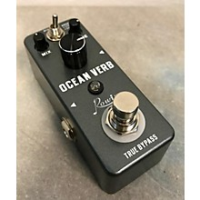 Used Rowin Ocean Verb Effect Pedal