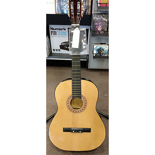 In Store Used Used Roy Clark Steel String Natural Acoustic Guitar