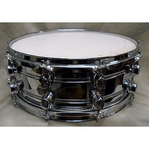 In Store Used Used Royce 6.5X14 Student Kit Stainless Drum
