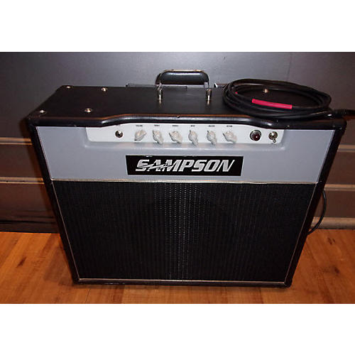 In Store Used Used SAMPSON 1990s 1X12