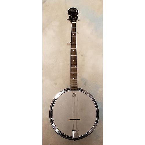 In Store Used Used SANTA ROSA RIVERBOAT BANJO Natural Banjo-thumbnail
