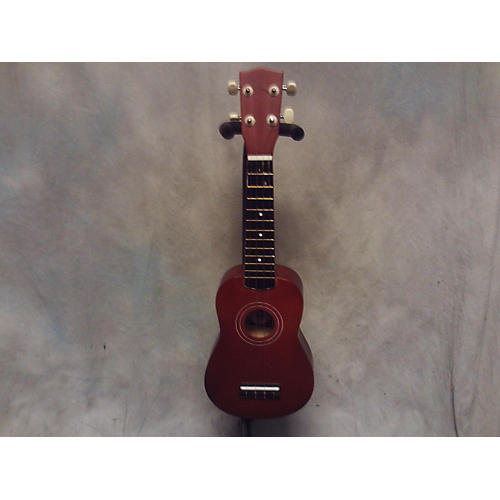 In Store Used Used SANTA ROSA U2 Natural Ukulele